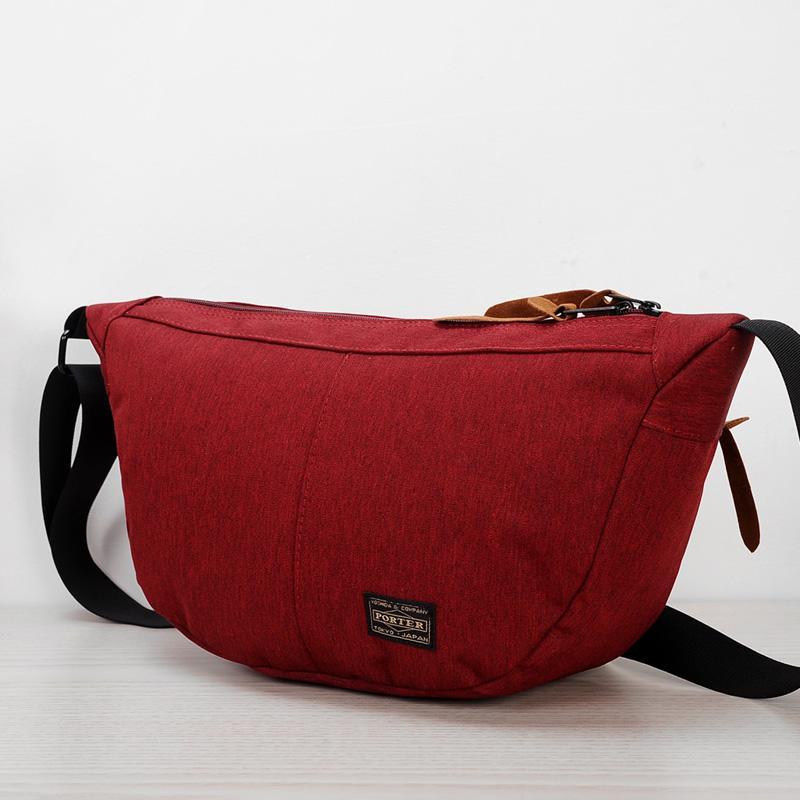 Yoshida Head Porter Shoulder Bag Mens Messenger Bag Japanese-style Street Messenger Bag Simple College Pannier Bag Fashion