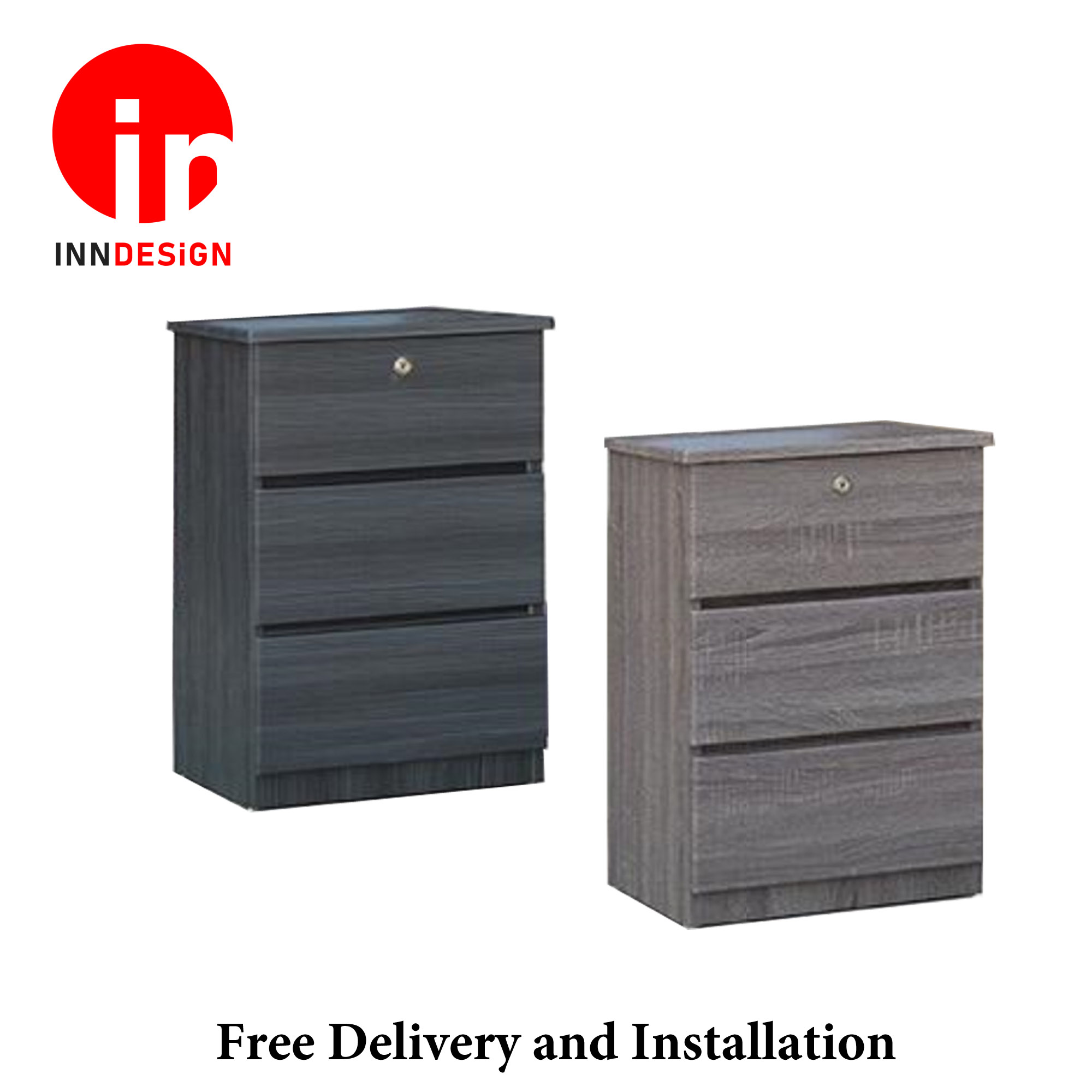 New Arrival Bedside Table (Free Delivery and Installation)