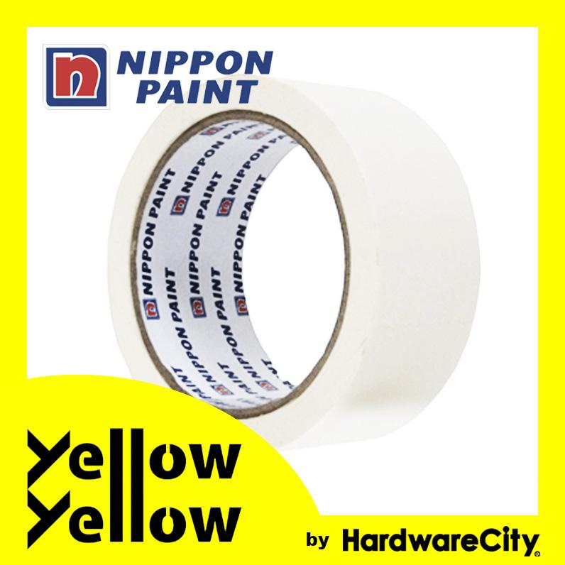 Nippon Paint Paper Masking Tape - 1 Tube (SIZES AVAILABLE)