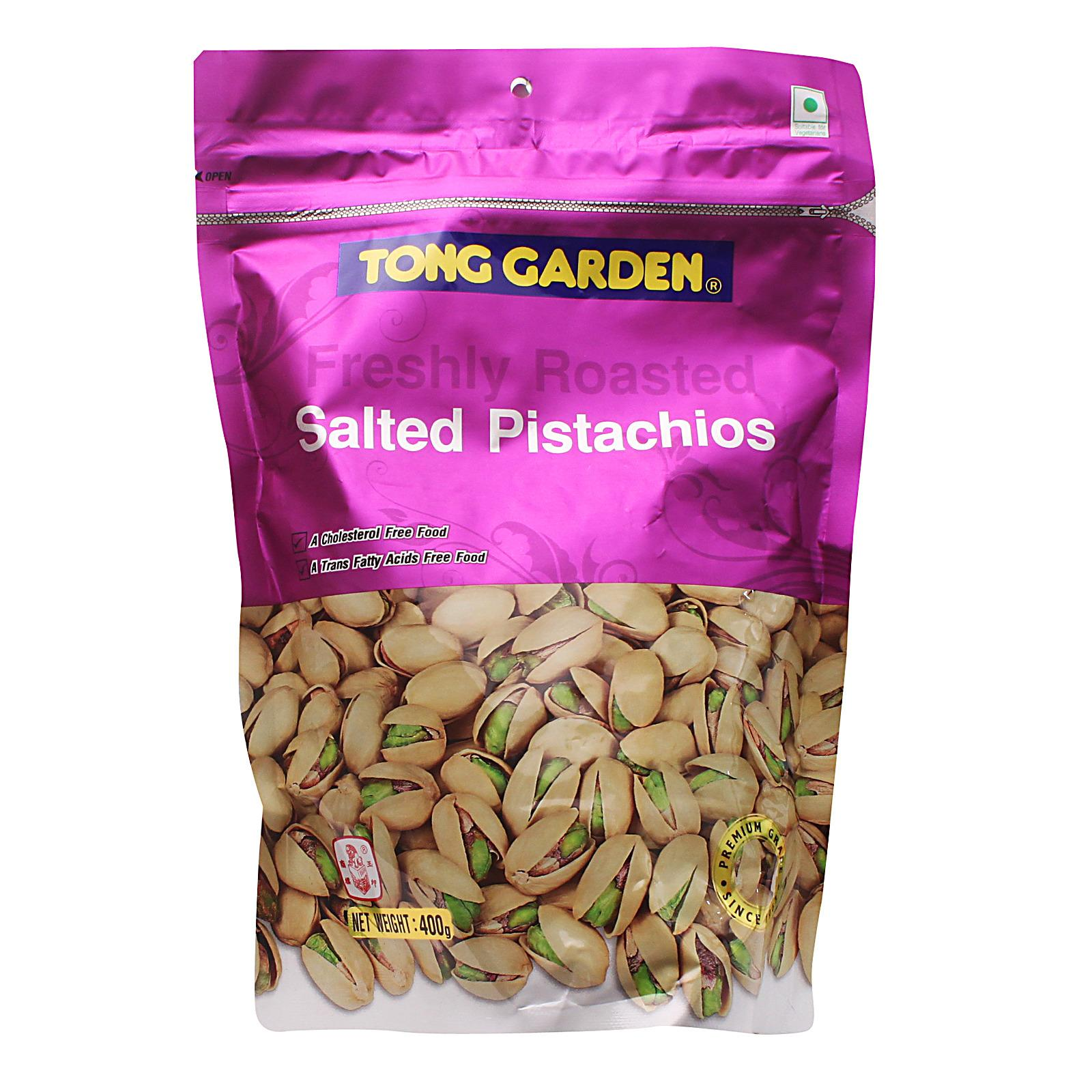 Tong Garden Roasted Salted Nuts - Pistachios