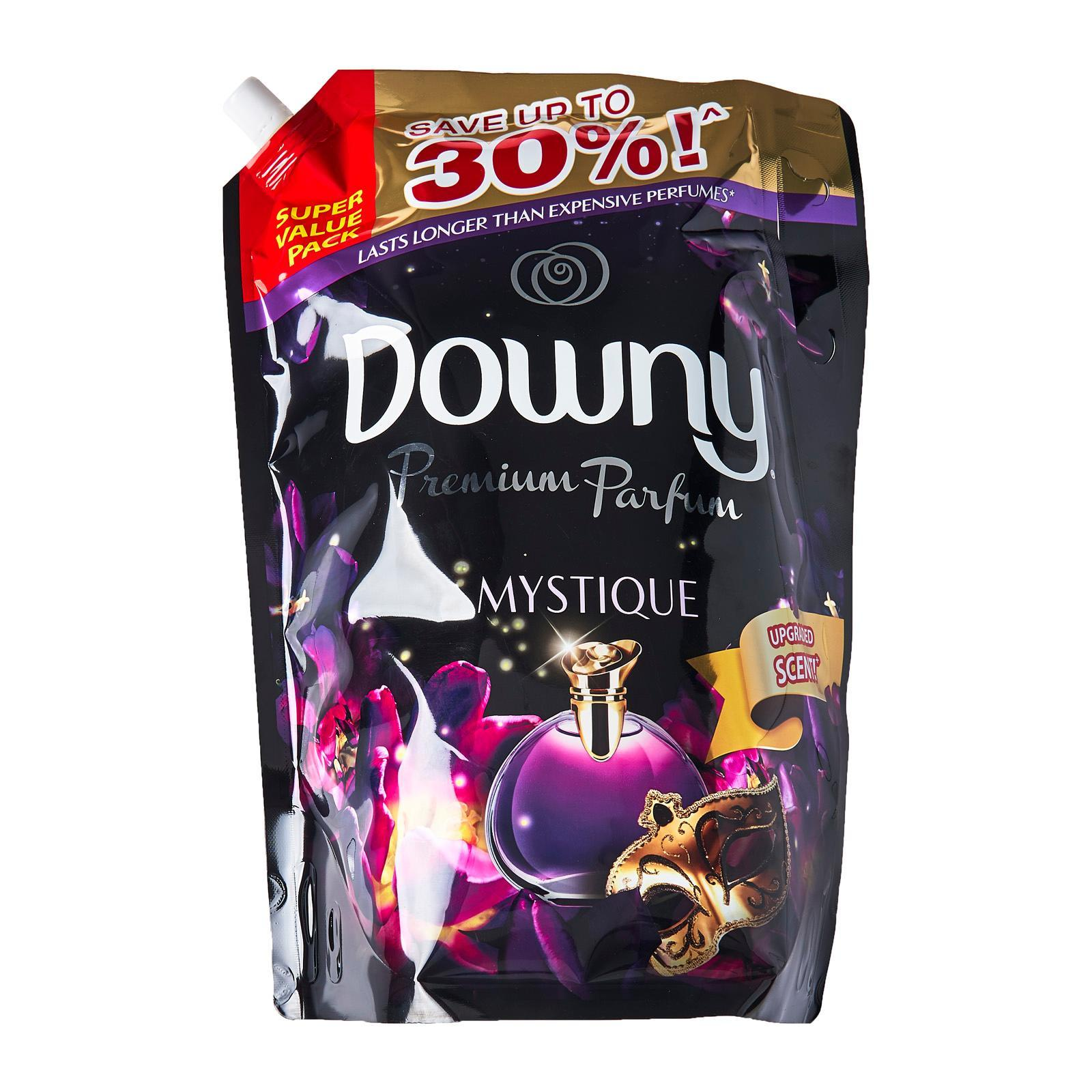 Downy Mystique Concentrate Fabric Softener Refill 2.1L