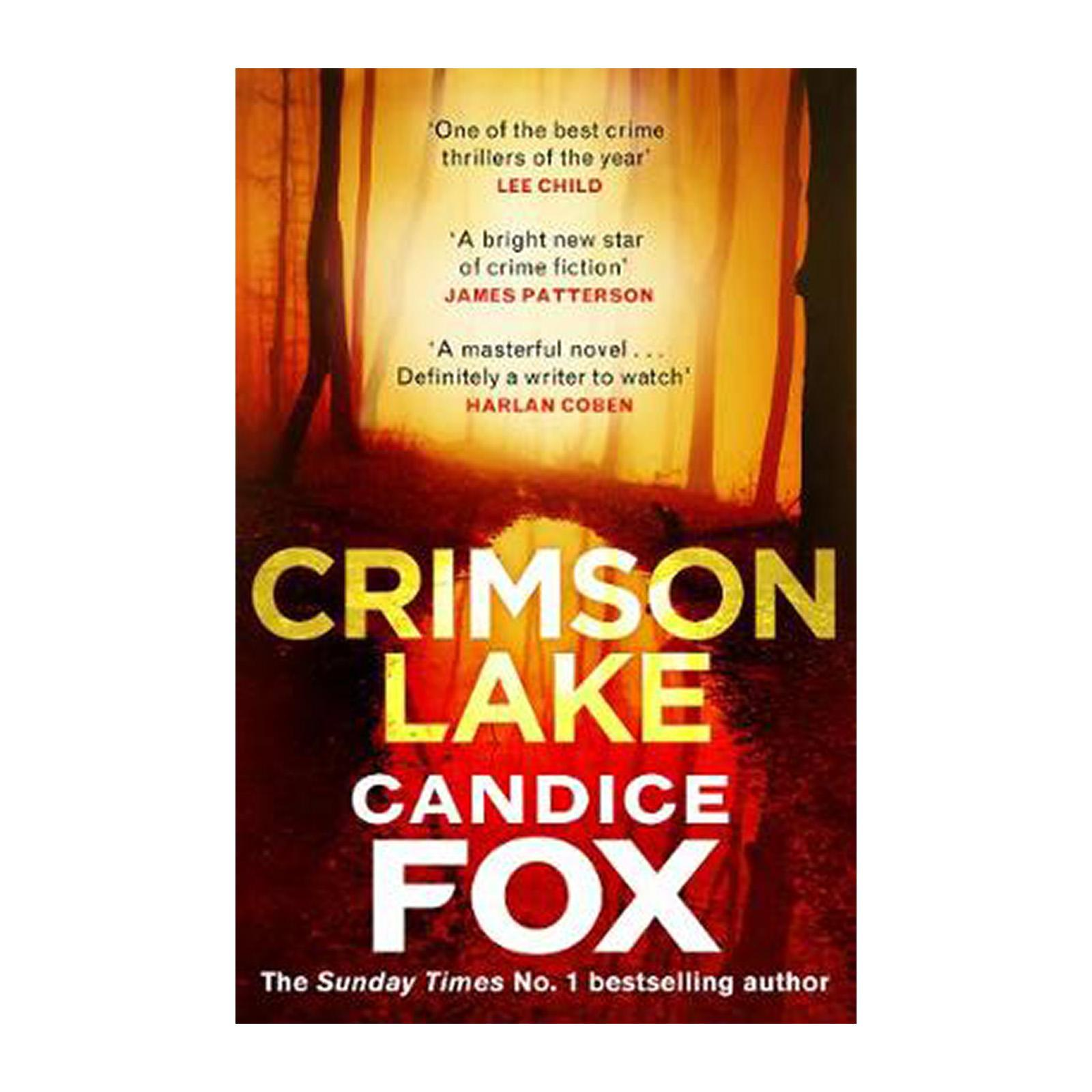 Crimson Lake (Paperback)