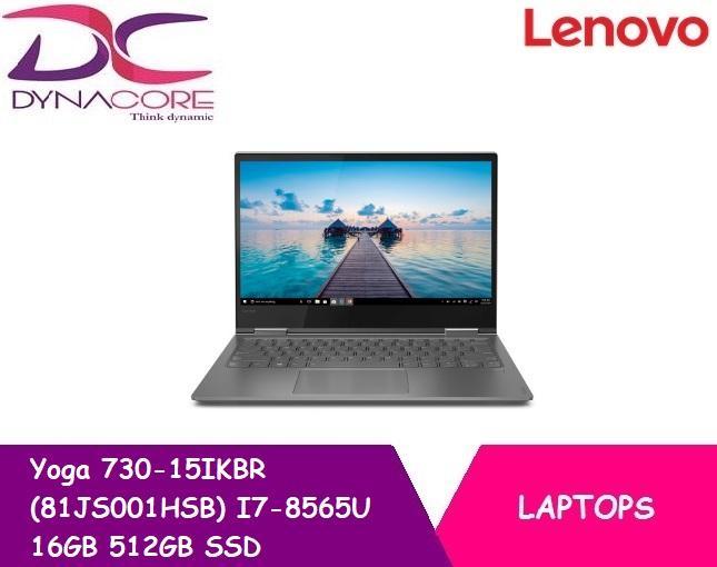 Lenovo Yoga 730-15IKBR (81JS001HSB) I7-8565U 16GB 512GB SSD