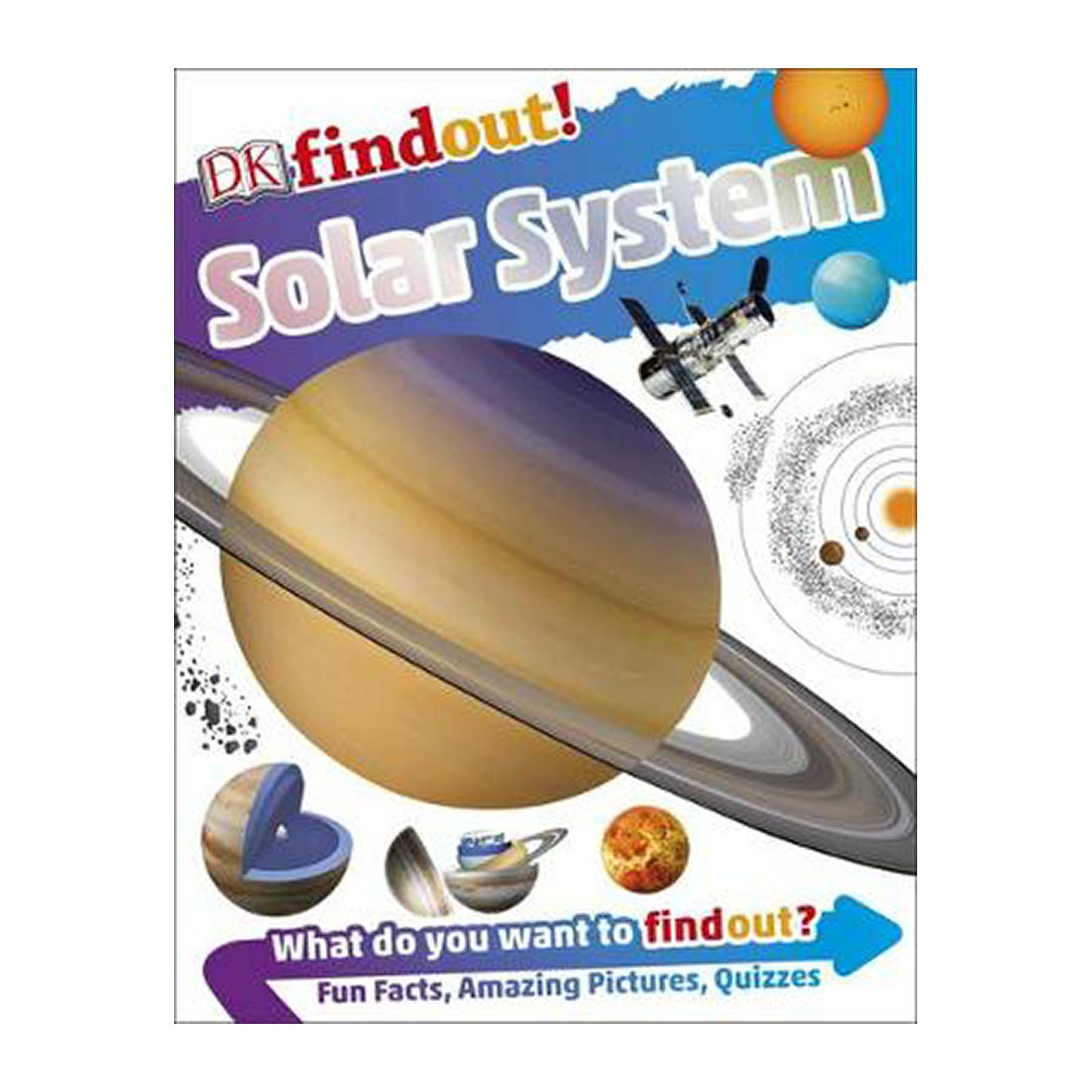 DK Find Out Solar System