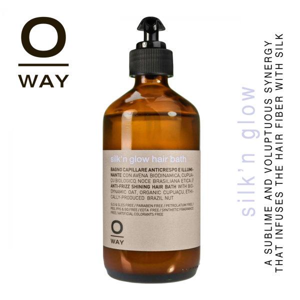 Buy Oway silk´n glow hair bath 240ml Singapore