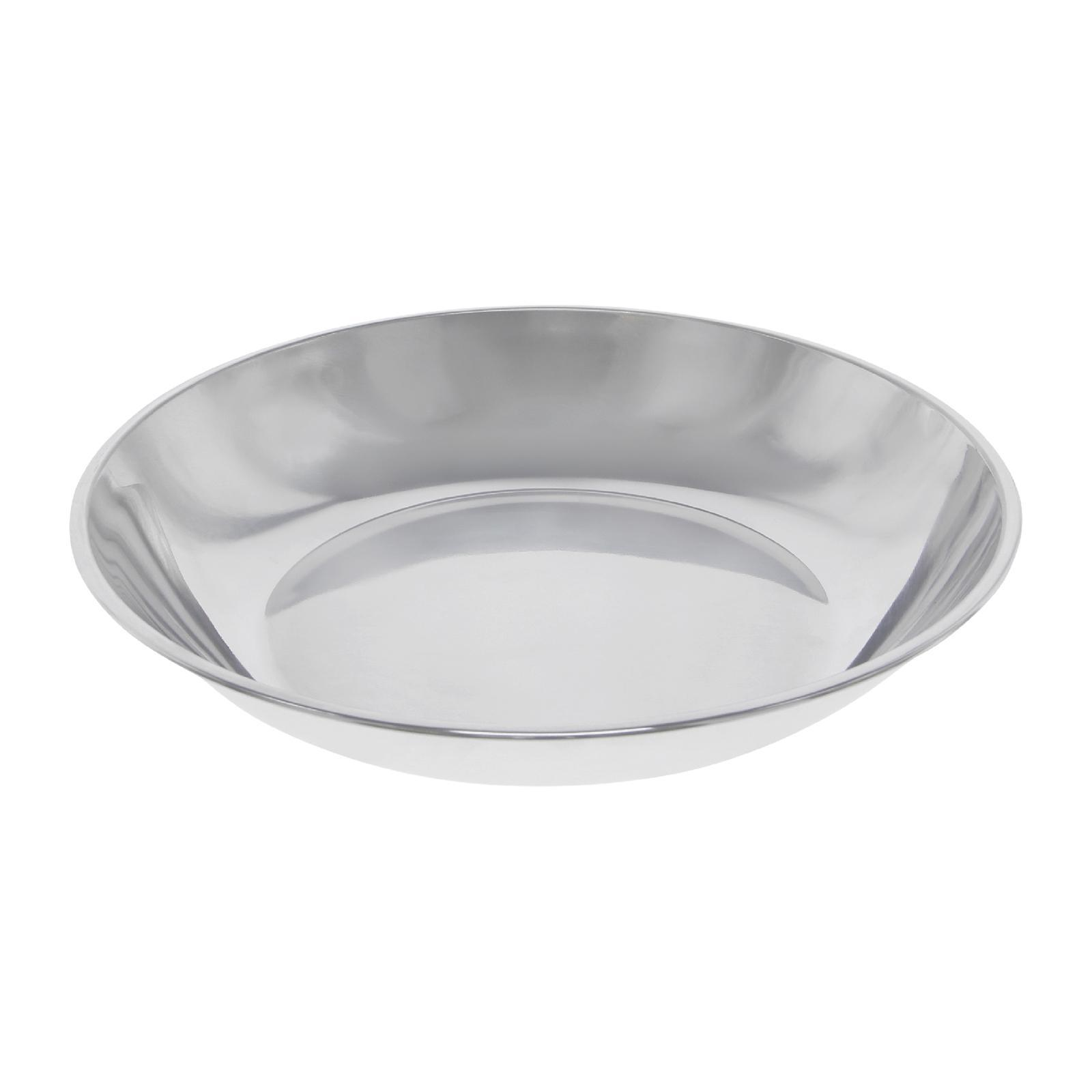 555 Stainless Steel Rice Plate 24 CM