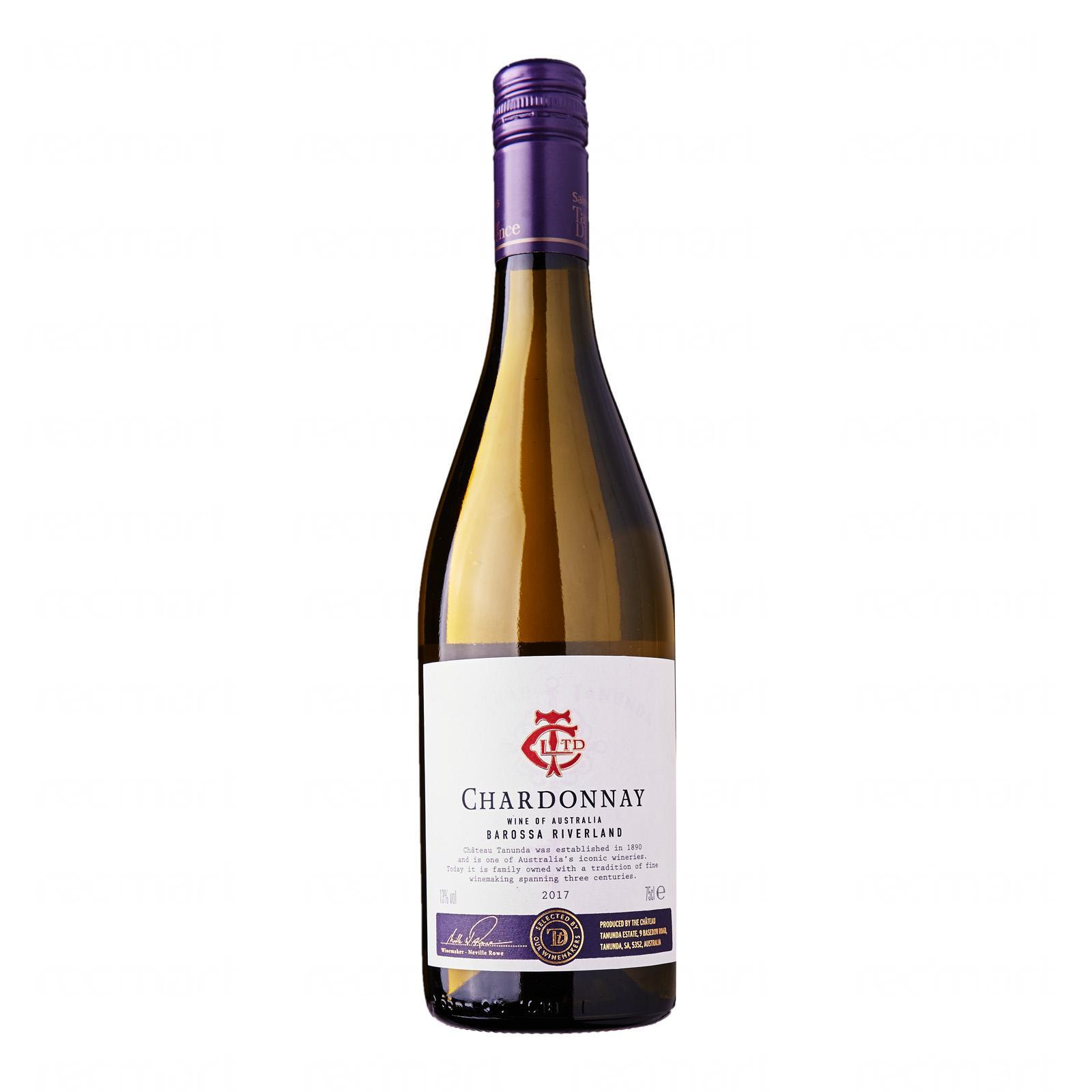 Sainsbury's Taste The Difference Australian Barossa Chardonnay White Wine