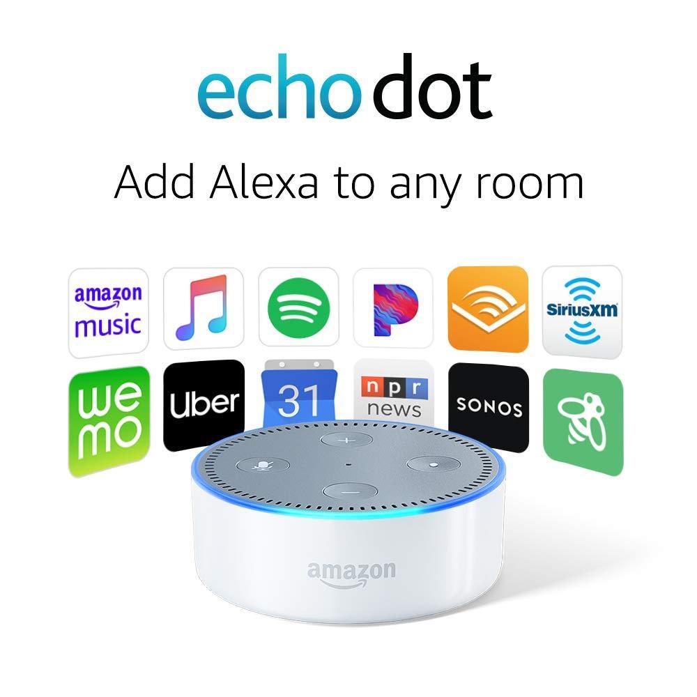 Thin Hair Amazon Alexa Dot — Trackerfastsale