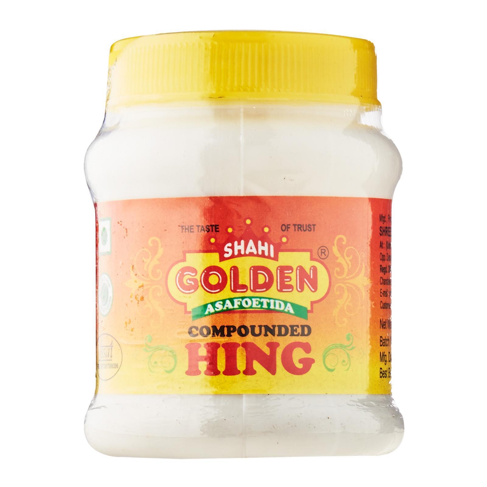 Shahi Golden Hing (Asafoetida) - By Shivsagar Trading
