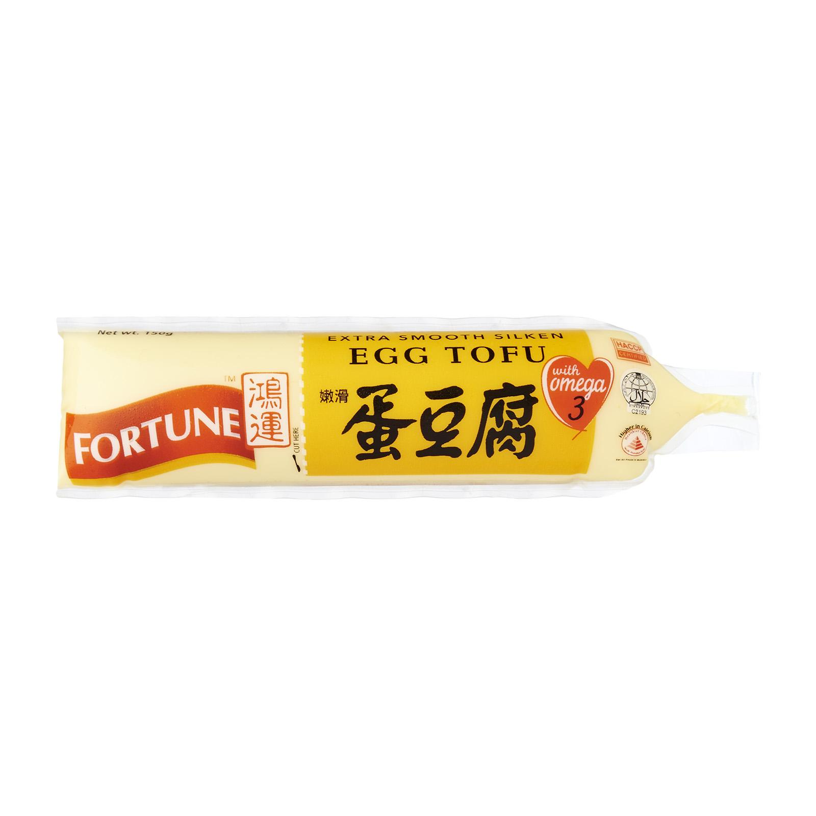 Fortune Egg Tofu With Omega