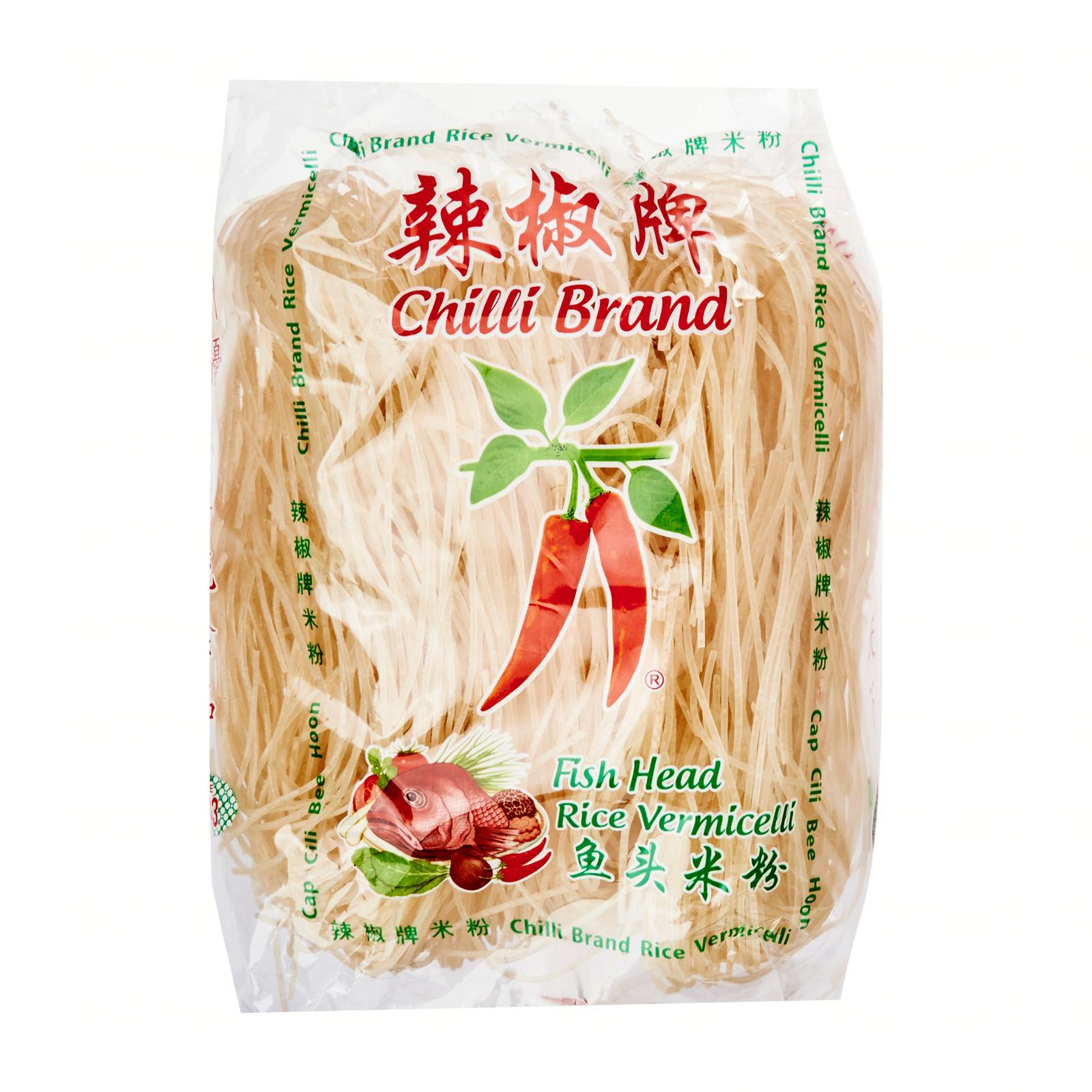 Chilli Brand Fish Head Beehoon Vermicelli - By FOOD SERVICE