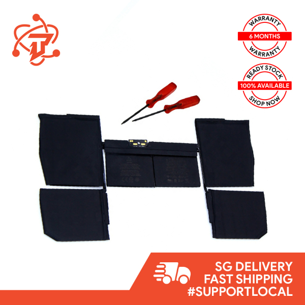 Original Battery for Macbook 12 inch A1534 Early 2015 - Early 2016 (Battery Model: A1527)