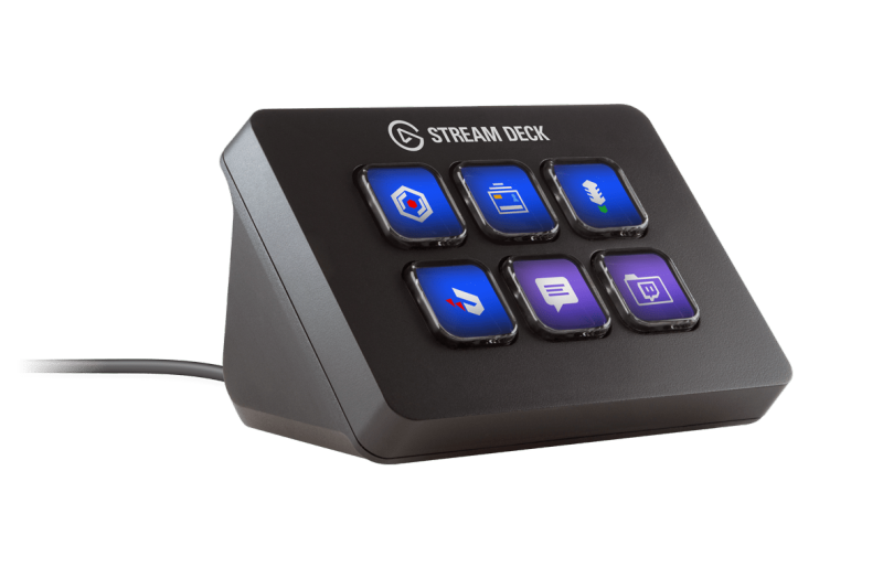 Elgato Stream Deck Mini - Live content Creation Controller Singapore