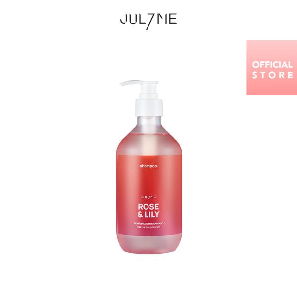 Buy [JULYME] Anti-Hair Loss Perfume Hair Shampoo 500ml Rose & Lily Singapore
