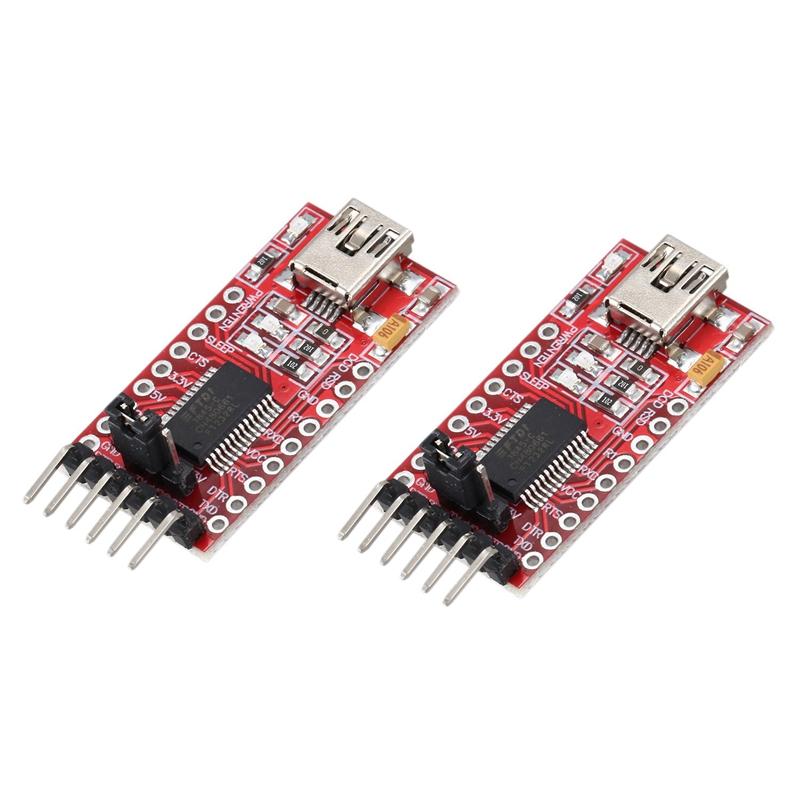 Giá FT232RL FTDI USB 3.3V 5V To TTL Serial Adapter Module for Arduino Mini Port