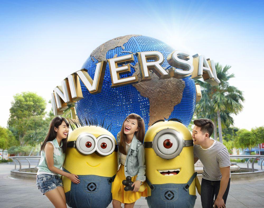 Universal studio Singapore (Adult)