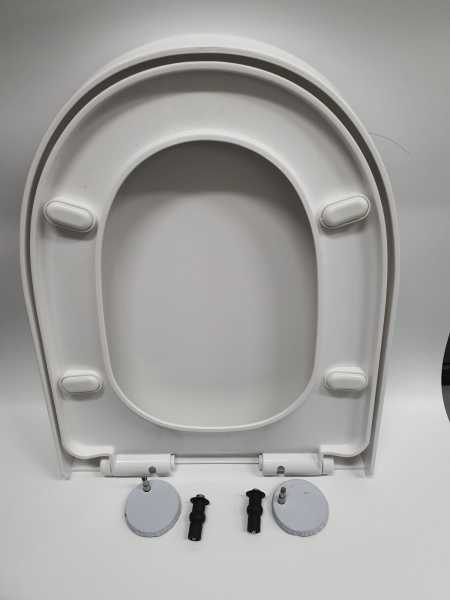 CIRCLE Toilet Seat Cover Soft Close Quick Release