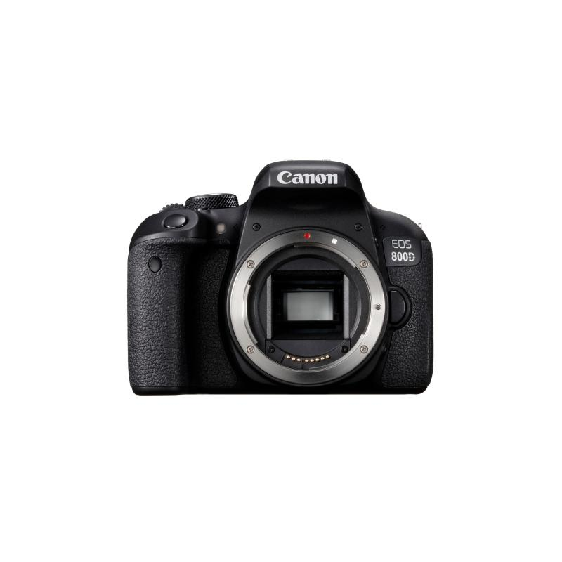Canon Eos 800d Dslr Camera Body Only Warranty Free 16gb Memory Card