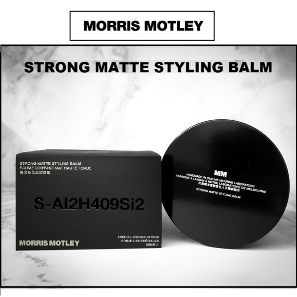 Buy Morris Motley 2020 Strong Matte Styling Balm (Formerly as TSB02) Singapore