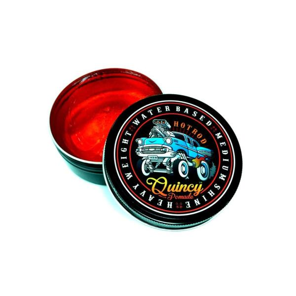 Buy Quincy Pomade by Defy Empire - HOT ROD Limited Edition 150ml Singapore