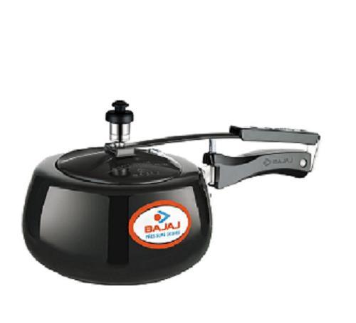 Bajaj- Pressure Cooker @ Black Pcx 63 H By Ezebazaar.