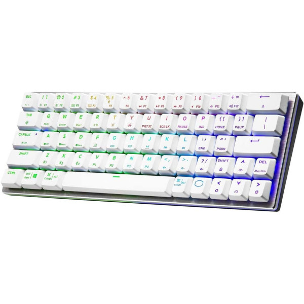 Cooler Master SK622 RGB Wireless Red Mechanical Gaming Keyboard All Colours CoolerMaster Singapore