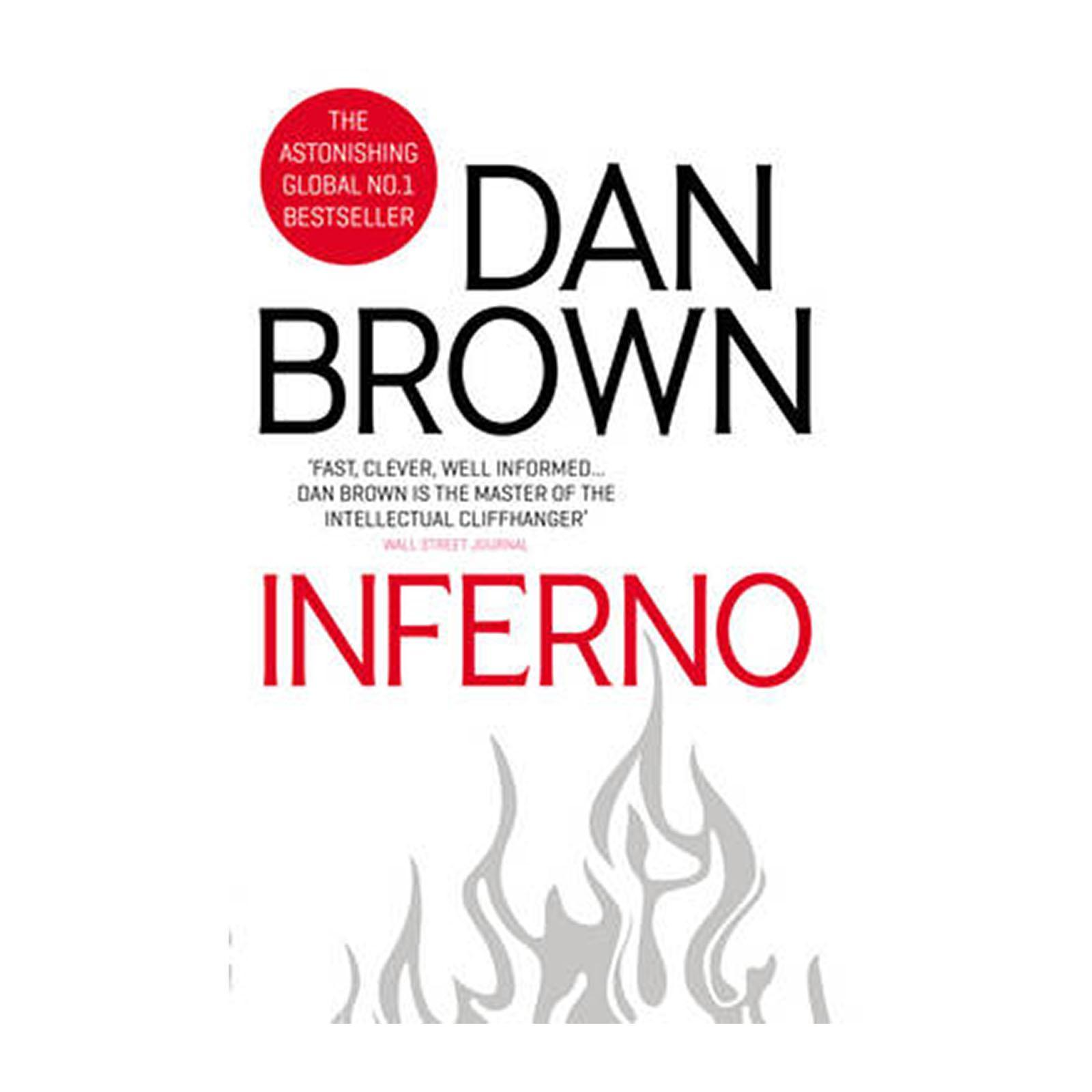 Inferno: (Robert Langdon Book 4) (Paperback)