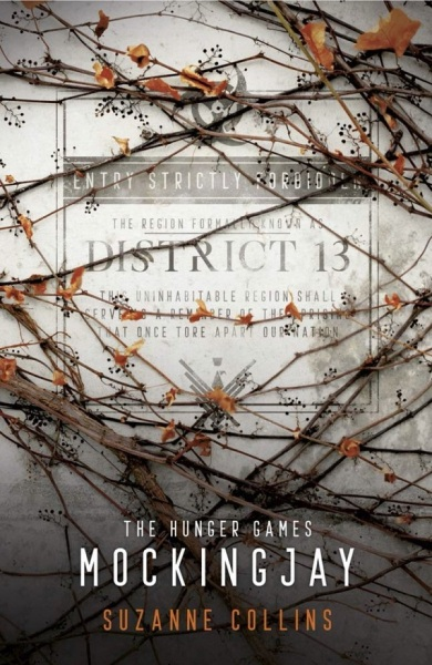The Hunger Games #03: Mockingjay / English Young Adult Books / (9781407188928)