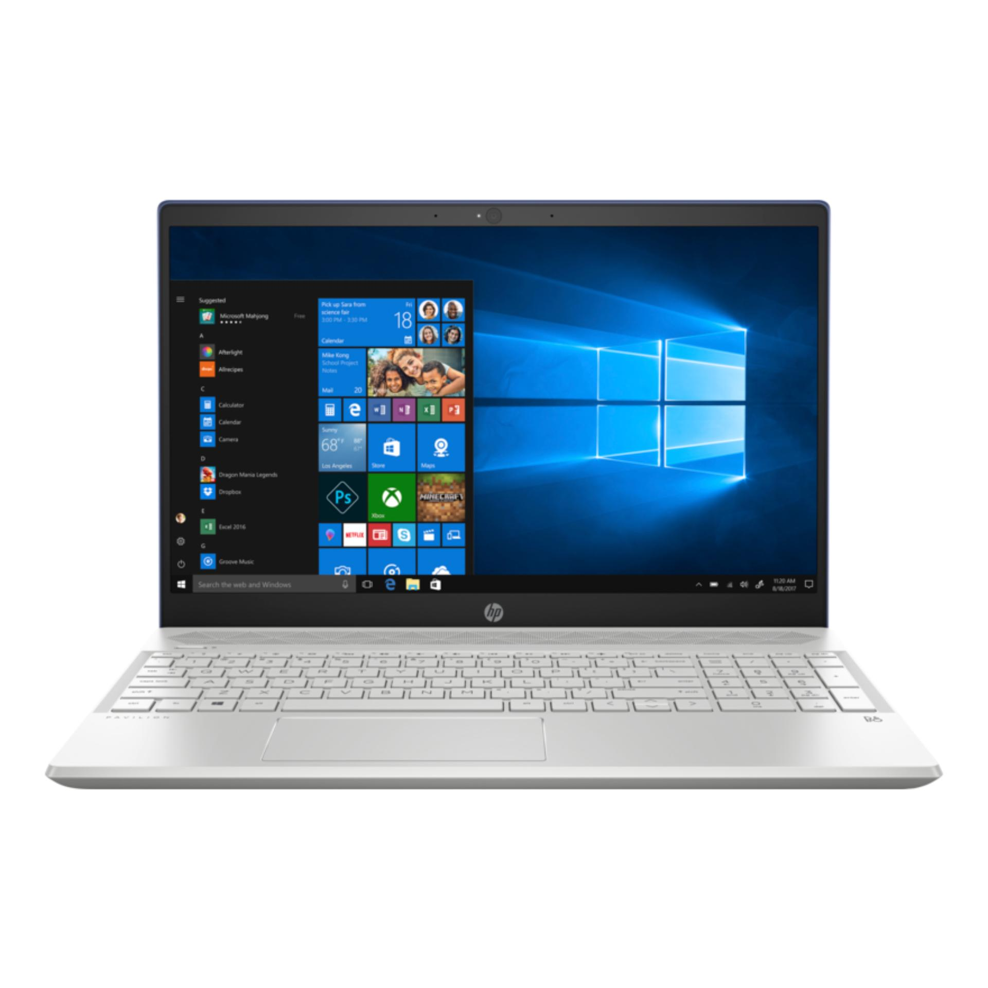 HP Pavilion Laptop 15-cw0028AU/AMD Ryzen™ 5 2500U Quad-Core/8 GB/1 TB 5400 rpm SATA, 128 GB M.2 SSD