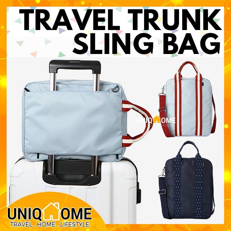 UniqHome Travel Sling Bag / Travel Bag / Gym Bag / Laptop Bag / Duffle Bag / Office Bag School Bag Travel Organizer Travel Organiser