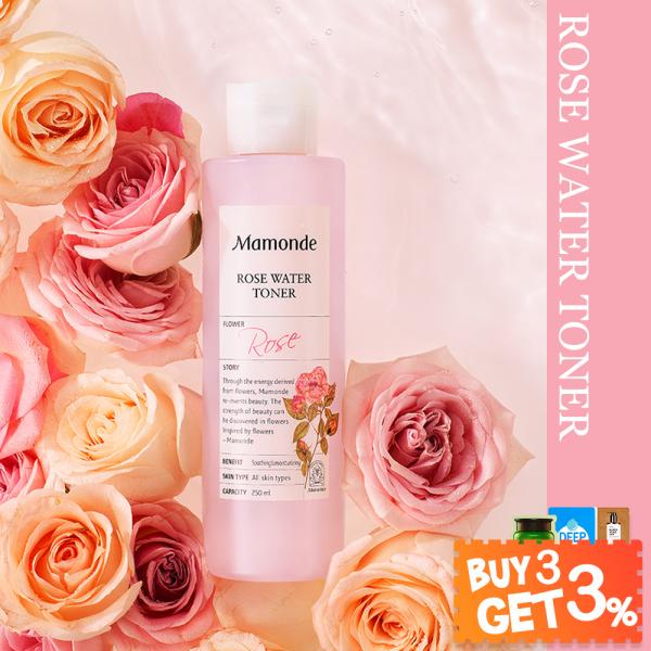 Buy MAMONDE// Rose Water Toner 250ml Singapore