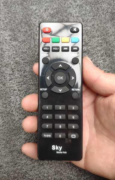 Original SKY Media Hub X6 Remote Control SKY Media Hub Remote Control