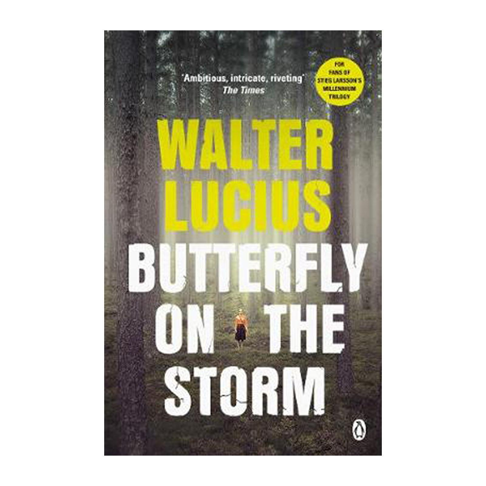 Butterfly On The Storm: Heartland Trilogy Book 1 (Paperback)