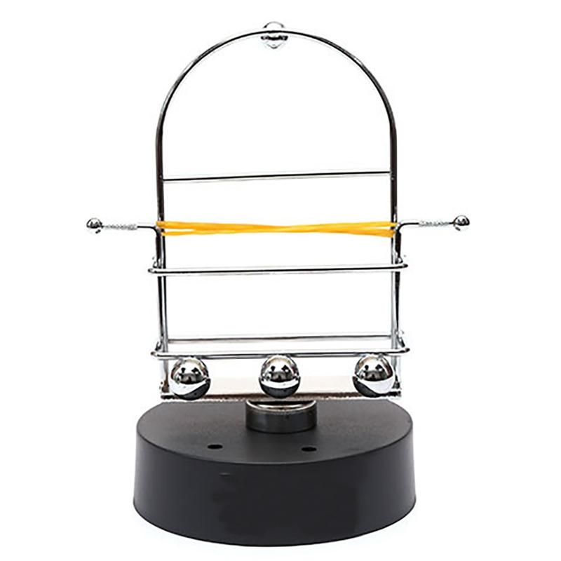 Bảng giá Automatic Walking Swing Mobile Phone Artifact Pedometer Brush Stepper Eternal Instrument Newton Rocker Craft Ornaments