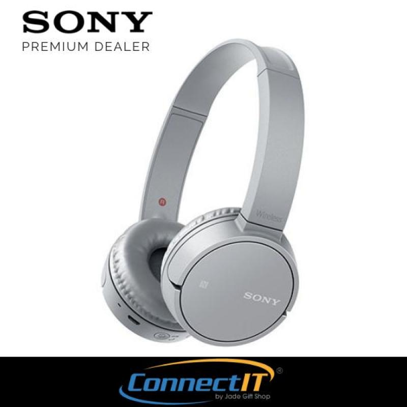 Sony WH-CH500 Bluetooth Wireless On-Ear Foldable Headphones For Smartphones With NFC And Up to 20 Hours Playback Time 1 Year Local Warranty Singapore