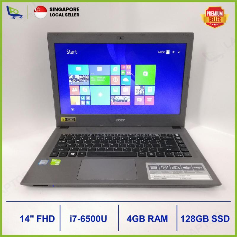 ACER Aspire E5-474G (i7-6/4GB/128GB) [Premium Preowned] Refurbished