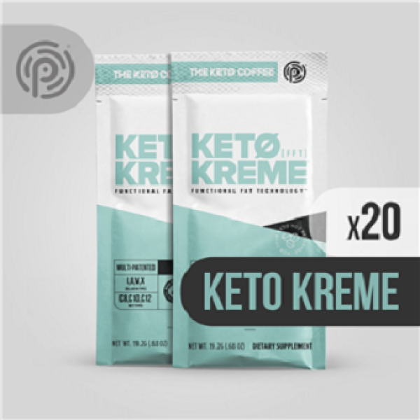 Buy Prüvit KETO//KREME® Latte Nut Functional Fat Technology™ [FFT] Singapore