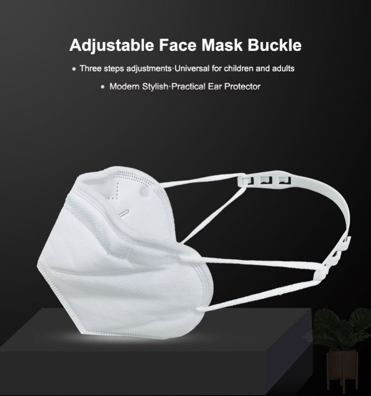 Elesky compatibility Mask artifact, anti lock buckle, ear protection, mask hook, ear pain prevention