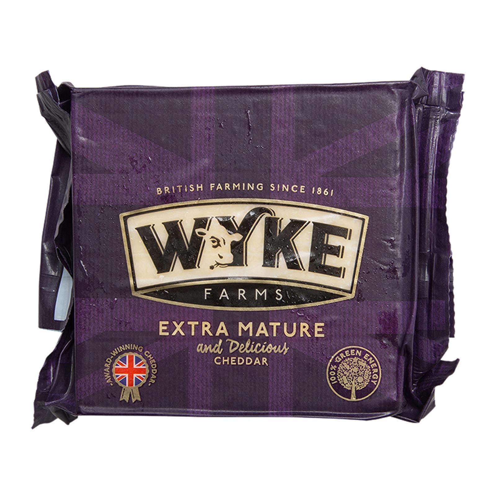 Wyke Farms Cheese Cheddar Ex Mature