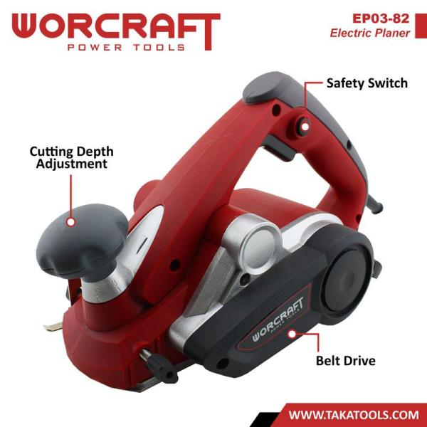 Worcraft Electric Planer