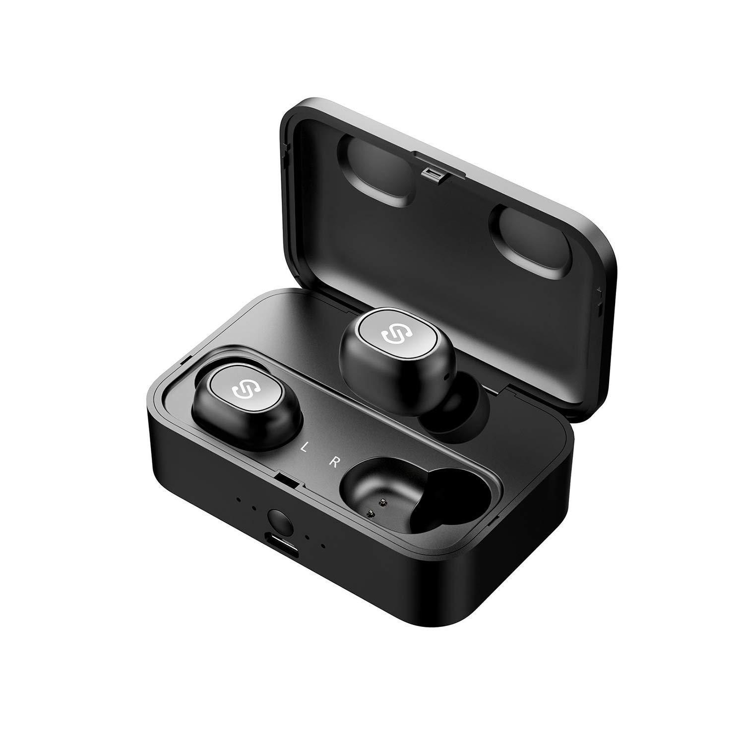 SoundPEATS True Free Pro (Pro Ed of True Free True Plus True Mini and True  Capsule) Wireless Earbuds New Pro Upgraded Bluetooth Earbuds In-Ear Stereo