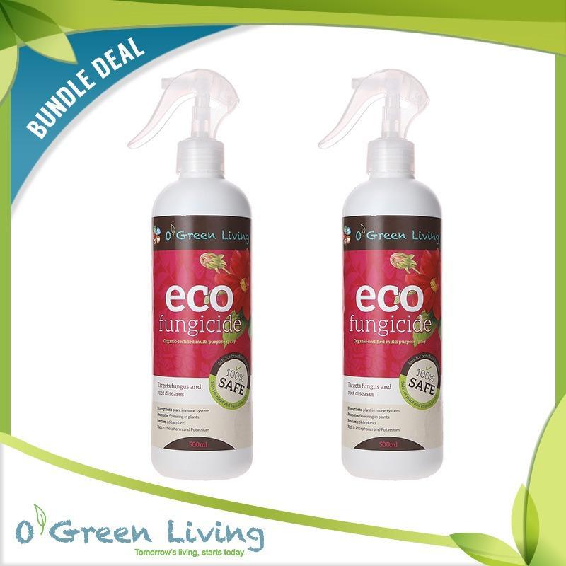 [Bundle of 02] Eco Fungicide 500ml