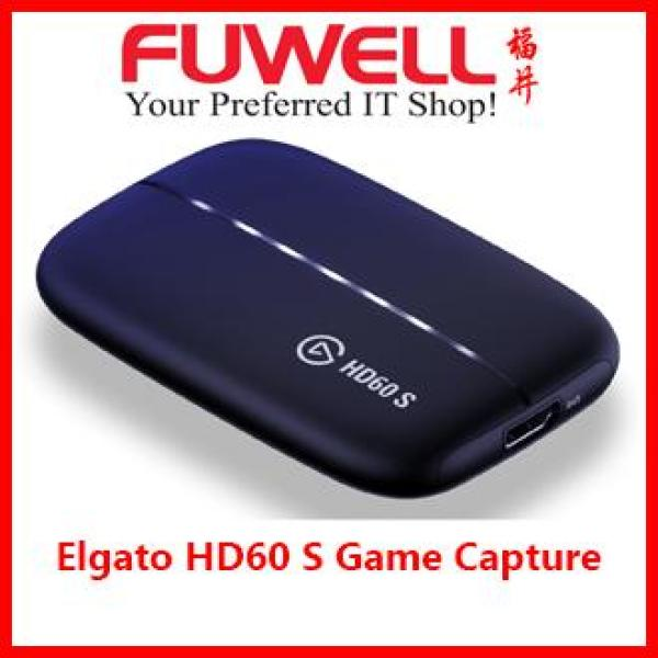 Elgato Game Capture HD60 S HD Game Recorder.