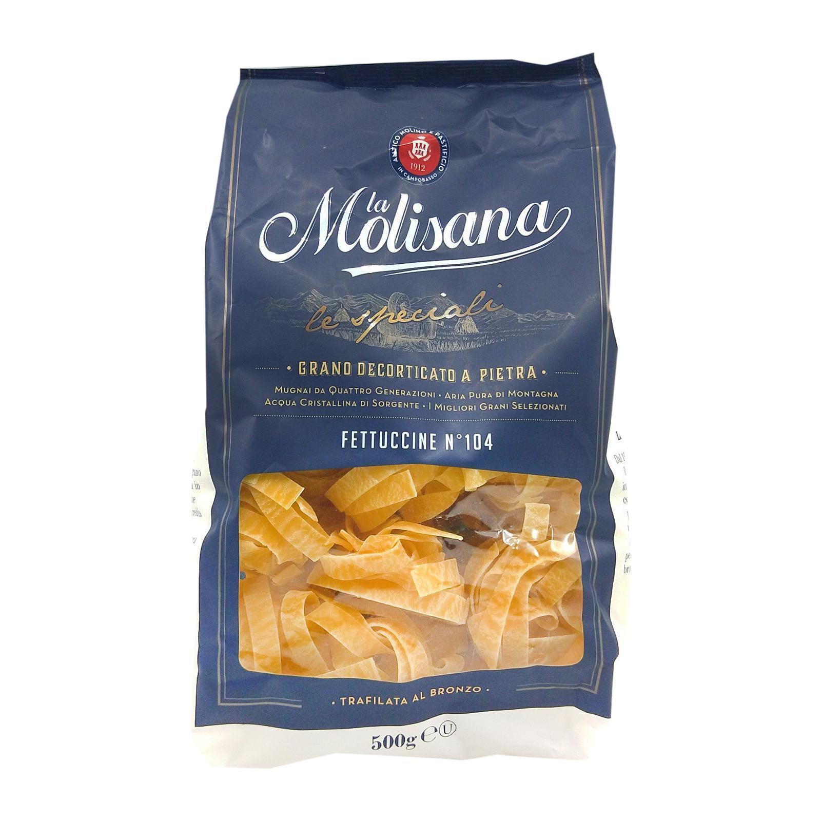 La Molisana Fettuccine Le Specialissime By Redmart.