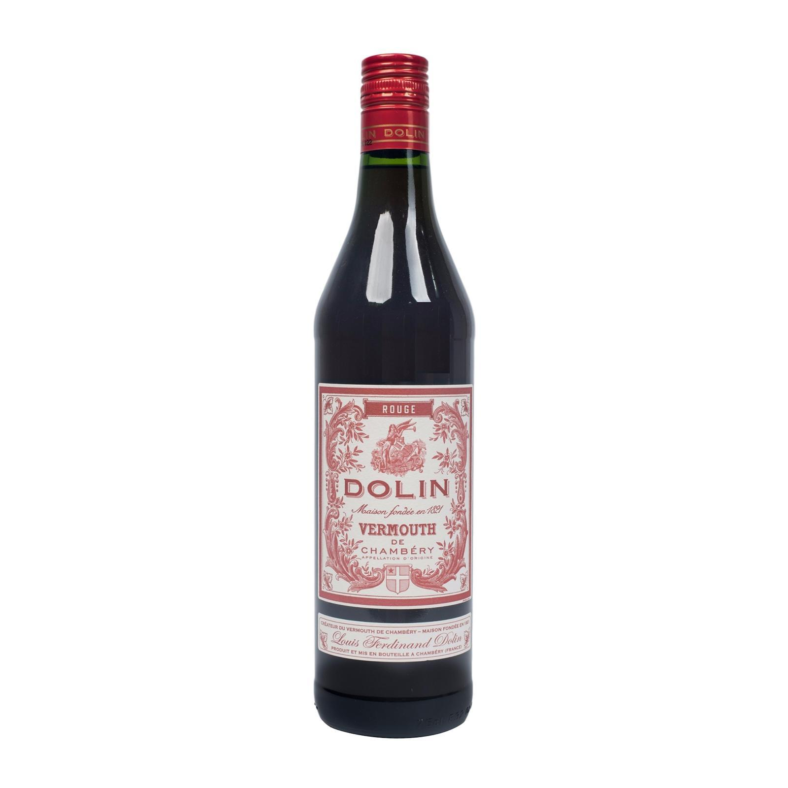Dolin Vermouth De Chambery Rouge (red) - By Three Kraters By Redmart.