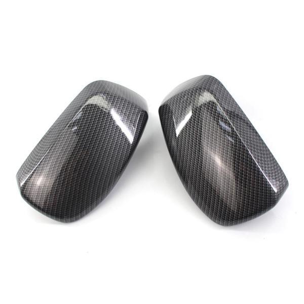 Carbon fiber reversing mirror housing rearview mirror housings for BMW 5 Series E60 E61 E63 E64 2004-2008 51167078359 51167078360