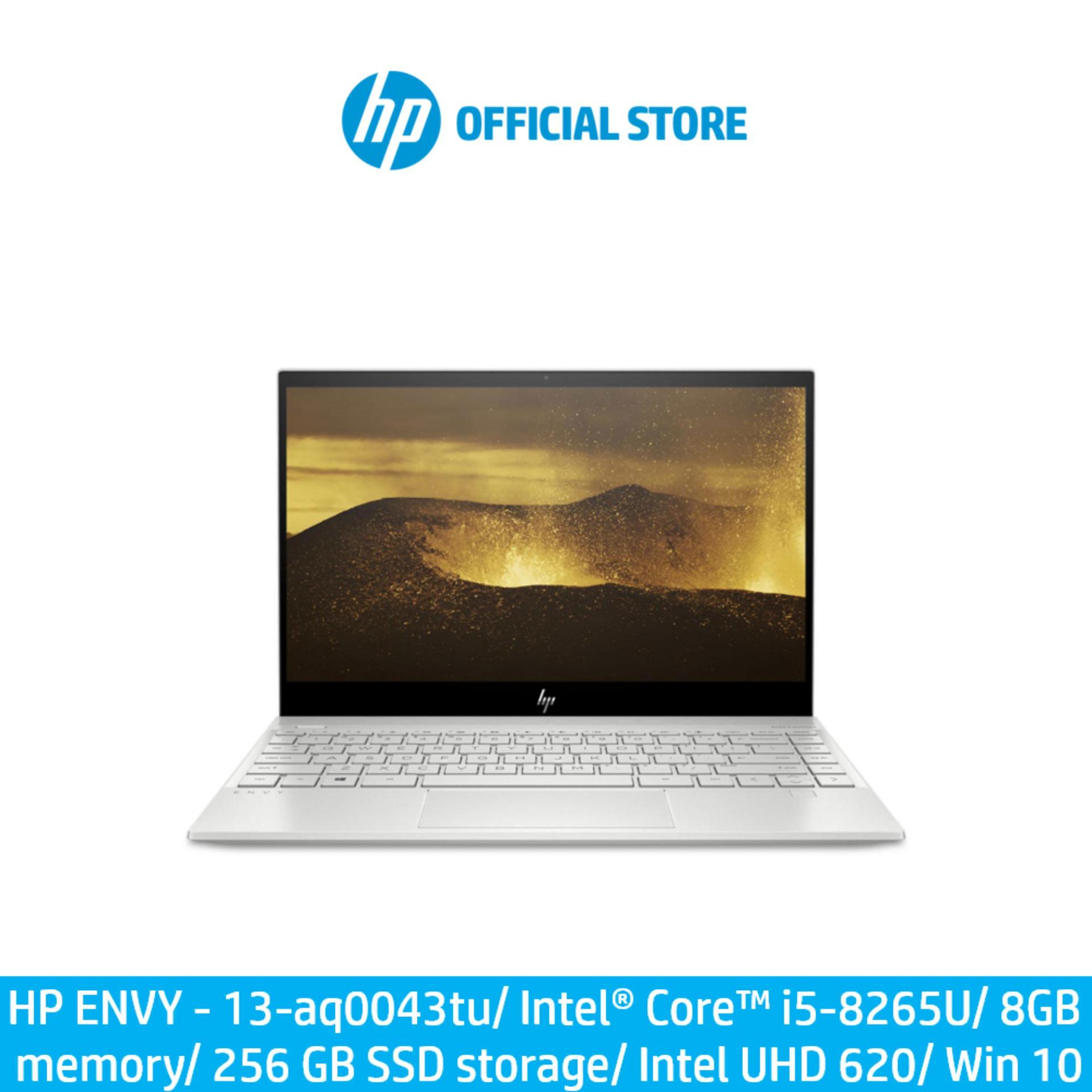 HP ENVY - 13-aq0043tu/ Intel® Core™ i5-8265U/  8 GB memory/ 256 GB SSD storage/ Intel UHD 620/ Win 10