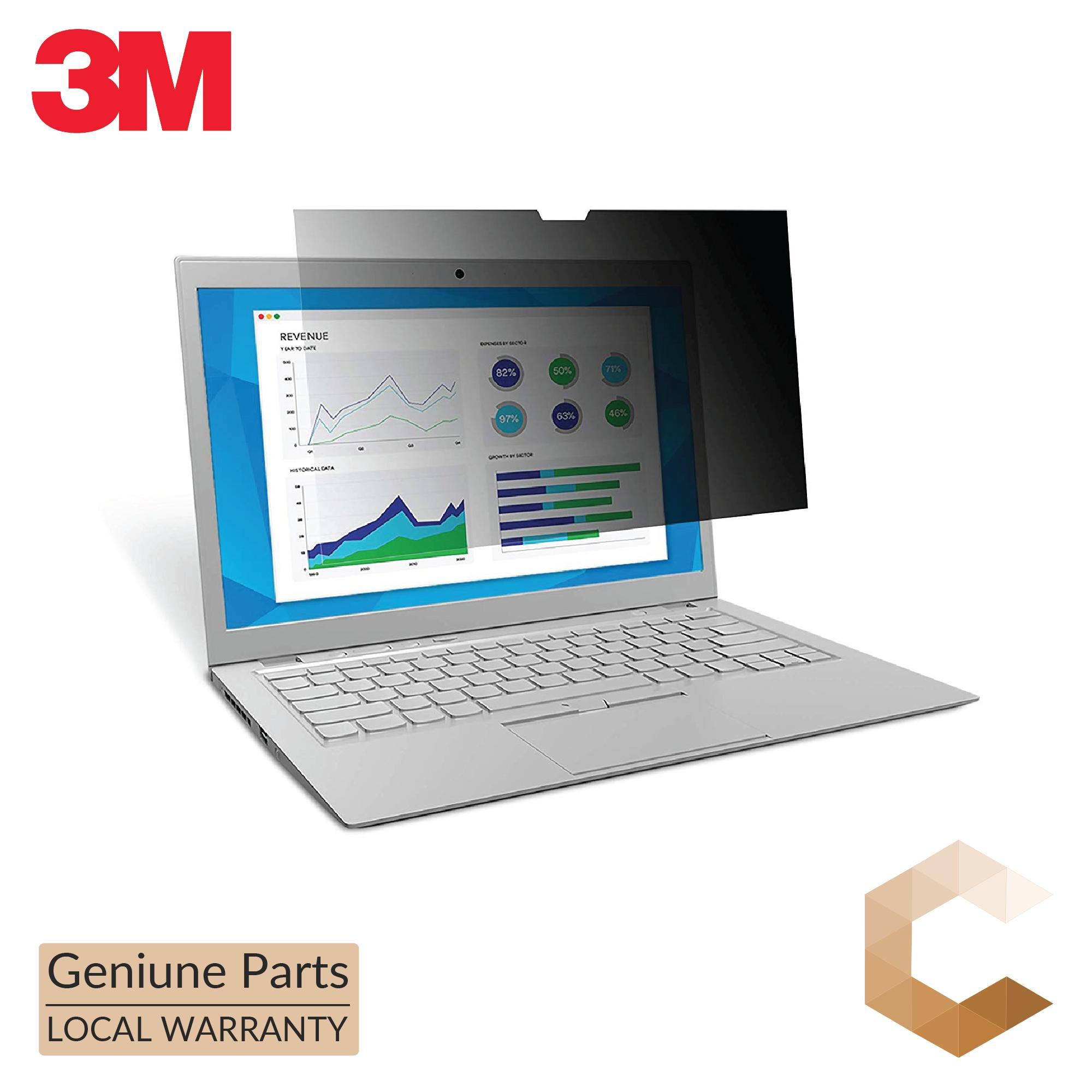 3M™ PF125W9E Touch Laptop Privacy Filter (16:9)