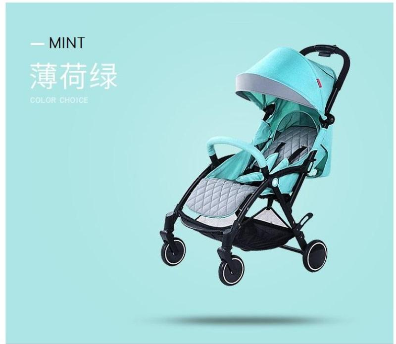 2019 light weight Cabin Stroller Travel pram Singapore