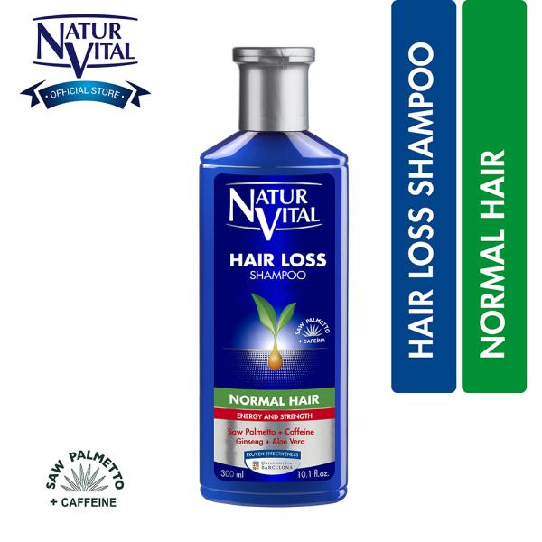 Buy Naturvital Hair Loss Shampoo-Normal (300ml) Singapore